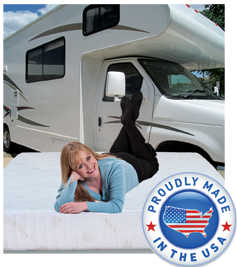 RV Mattress Made In USA