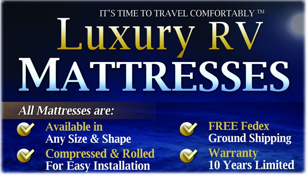 Luxury RV Mattresses